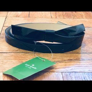 💻CYBER SALE-LAST DAY💻Kate Spade Bow Belt-NWT